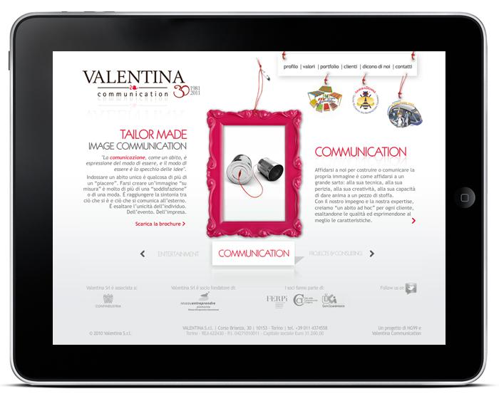 Valentina Communication